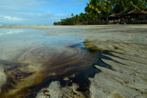 Justiça diz que União comprovou aplicação de plano contra manchas de óleo no Nordeste