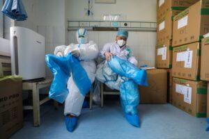 Índices da China recuam com aumento de preocupações sobre coronavírus