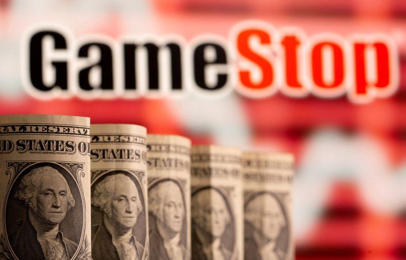 Ação da GameStop recua com silêncio sobre plano de recuperação